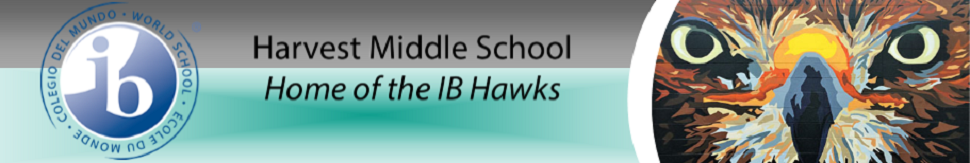 Harvest Magnet Middle School  Logo